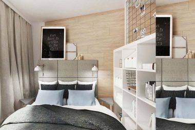projekt sypialni gdańsk