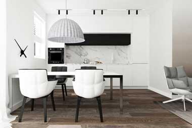 projekt mieszkania gdańsk